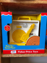 Load image into Gallery viewer, Fisher Price - Music Box Record Player