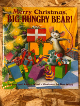 Load image into Gallery viewer, Merry Christmas Big Hungry Bear