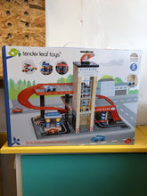 Load image into Gallery viewer, Tender Leaf Toys - Blue Bird Service Station