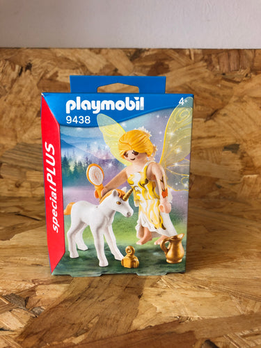 Playmobil - Sun Fairy with Unicorn Foal