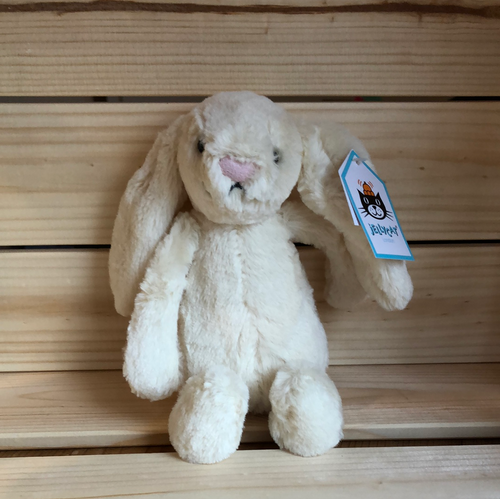Jellycat Small Bashful Buttermilk Bunny
