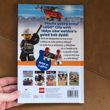 Load image into Gallery viewer, LEGO City Book - Argyfwng!
