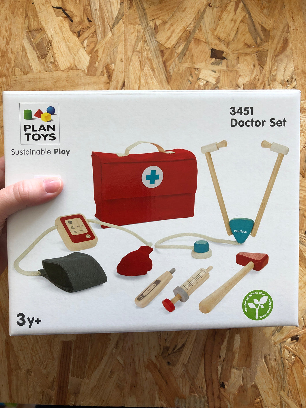 Plan Toys - Doctor Set