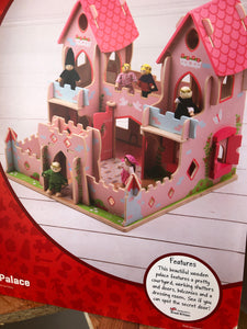 Bigjigs - Fairytale Palace Dollhouse