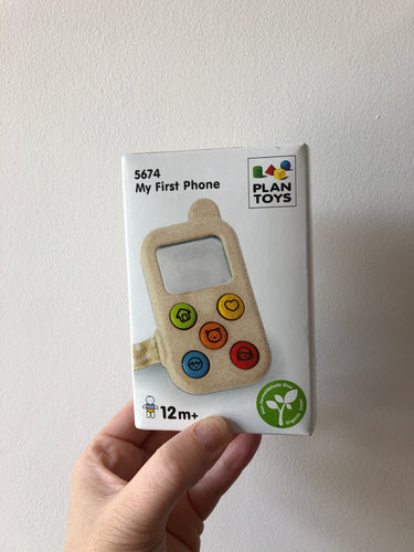Plan Toys First Phone