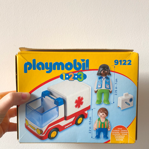 Playmobil 123 - Ambulance