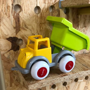 Toy Library NOT FOR SALE - Viking Toys dump truck
