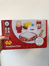 Load image into Gallery viewer, Bigjigs Breakfast Set