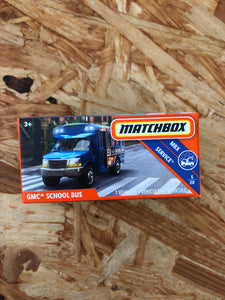 Matchbox cars