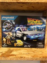 Load image into Gallery viewer, Playmobil - Back to the Future Delorean