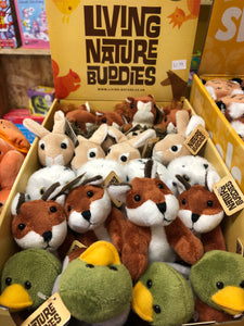 Living Nature - Mini Wildlife Buddies