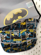 Load image into Gallery viewer, Bumkins - SuperBib Batman 2 pack