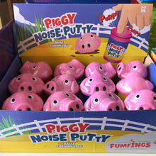 Load image into Gallery viewer, Pig Noise Putty