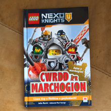 Load image into Gallery viewer, LEGO Nexo Knights Book - Cwrdd a'r Marchogion