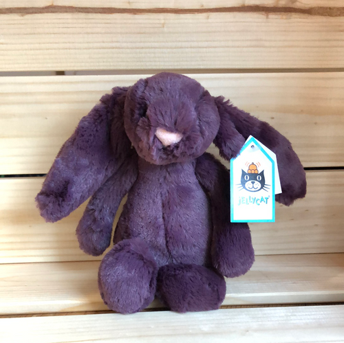Jellycat Small Bashful Plum Bunny