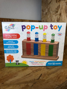 Galt - Pop-up Toy