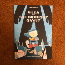 Load image into Gallery viewer, Hilda and the Midnight Giant
