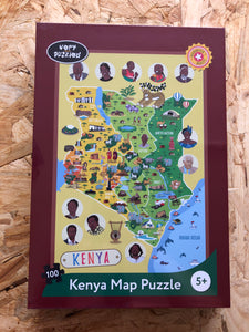 Very Puzzled 100 piece puzzles