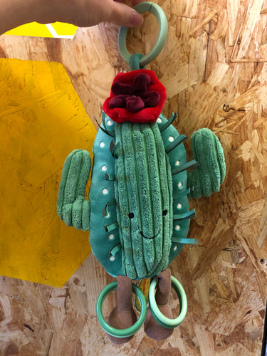 Jellycat - Amuseable Cactus Activity Toy