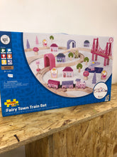 Load image into Gallery viewer, Bigjigs Fairy Town Train set