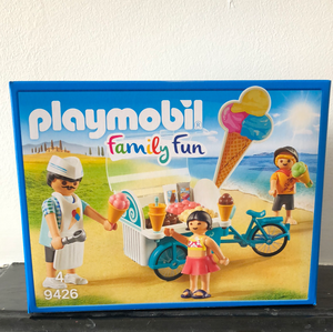 Playmobil - Family Fun Ice Cream Cart