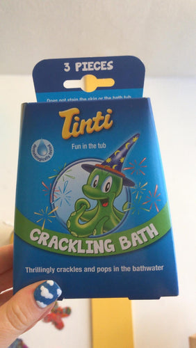 Tinti - Crackling Bath