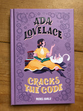 Load image into Gallery viewer, Ada Lovelace Cracks the Code