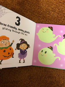 1, 2, Boo! A spooky counting book