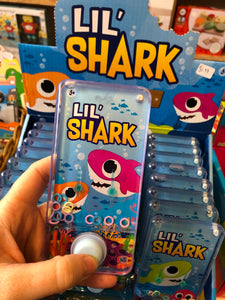 Lil' Shark Aqua Hoops Game