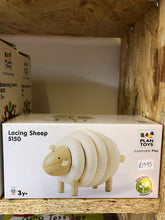 Load image into Gallery viewer, Plan Toys Lacing Sheep