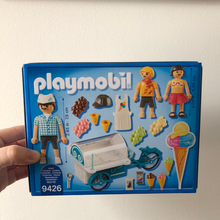 Load image into Gallery viewer, Playmobil - Family Fun Ice Cream Cart