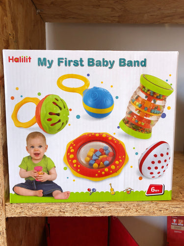 Halilit - My First Baby Band