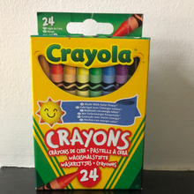 Load image into Gallery viewer, Crayola - 24 Crayons Eco pack
