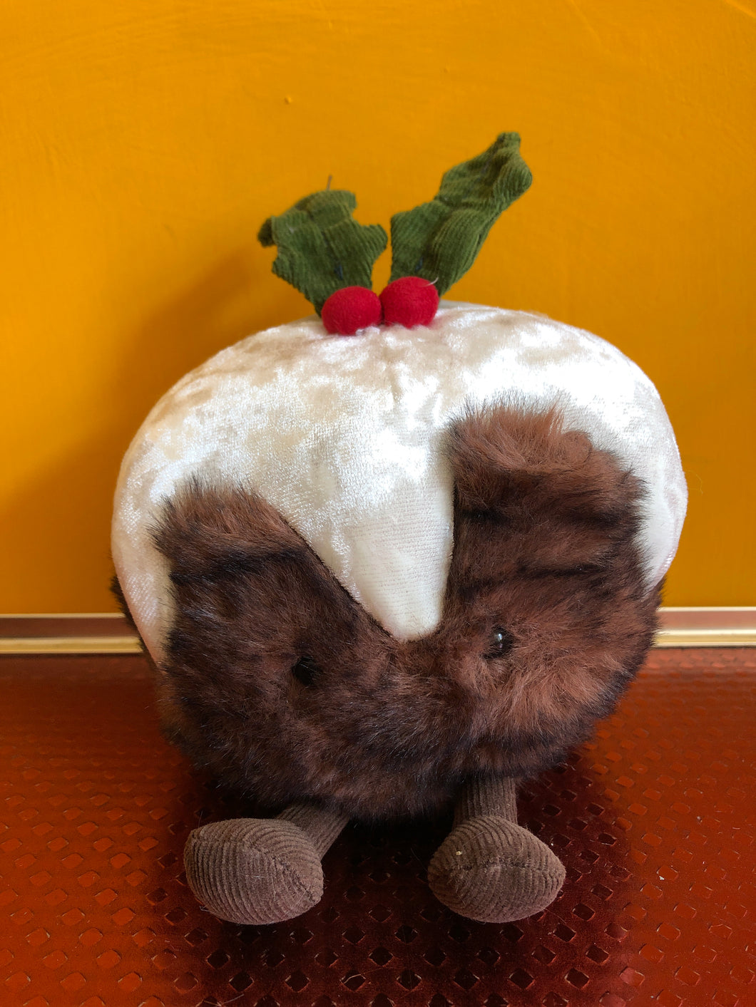 Jellycat - Amuseable Christmas Pudding