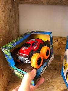 Jungle Racer 4x4 Friction