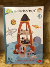 Load image into Gallery viewer, Tender Leaf Toys Cosmic Rocket Set