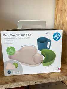Tum Tum Eco Cloud Dining Set