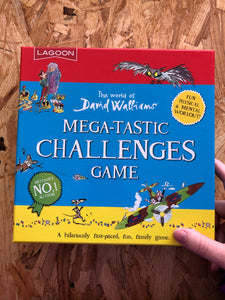 The World of David Walliams: Megatastic Challenges Game