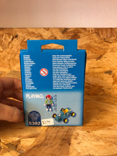 Load image into Gallery viewer, Playmobil - Boy with Go-Kart