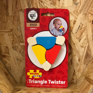 Bigjigs - Triangle Twister