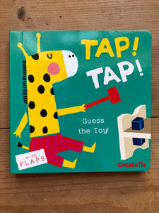 Tap Tap! Guess the Toy