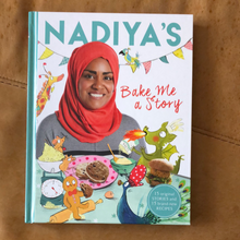 Load image into Gallery viewer, Nadiya's Bake Me a Story