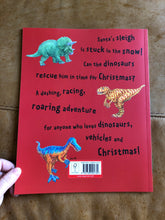 Load image into Gallery viewer, Dinosaur Christmas