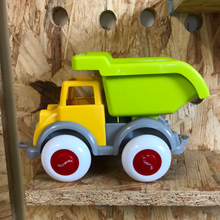 Load image into Gallery viewer, Toy Library NOT FOR SALE - Viking Toys dump truck