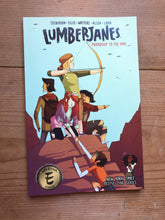 Load image into Gallery viewer, Lumberjanes v.2