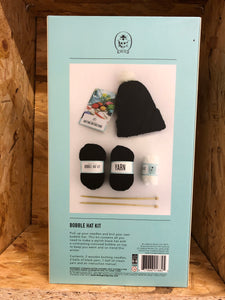 Bobble Hat Kit by Lagoon