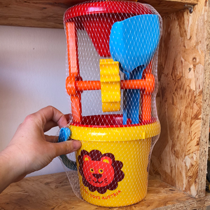 Gowi Toys - Bucket & Mill set