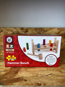 Bigjigs Hammer Bench