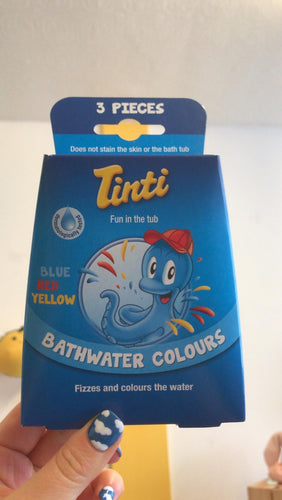Tinti - Bathwater Colour 3 pack