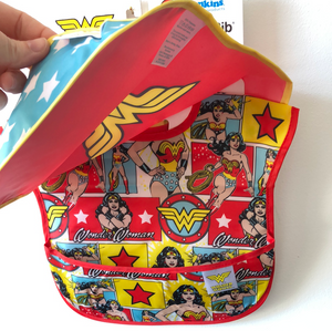 Bumkins - Super Bib DC Comic 2 pack